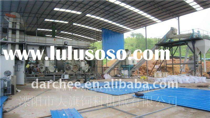 livestock and poultry animal feed plant / poultry feed pellet plant
