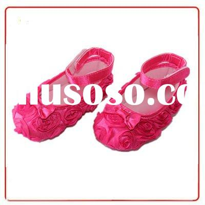 new fasshion wholesale china kids ballet dress Satin shoes BH-CA061E-3