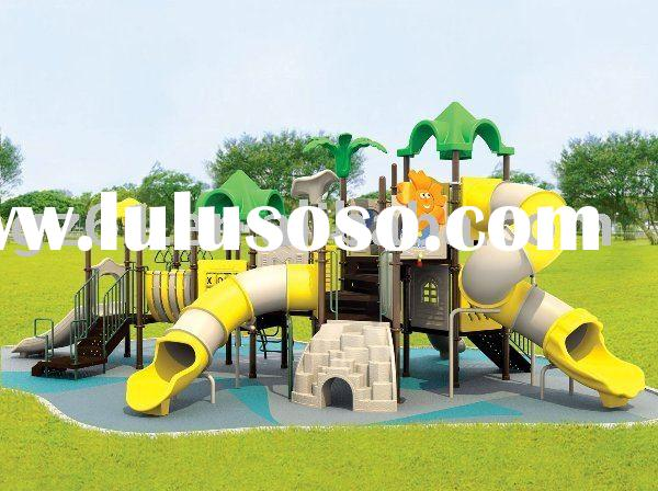 outdoor play set park playground kids slide outside slide
