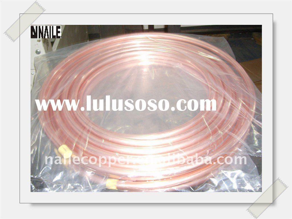 pancake copper pipe price for air condition