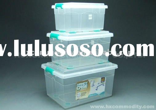 plastic storage box(3pcs),sundries box,sundries container,toy box,toy container