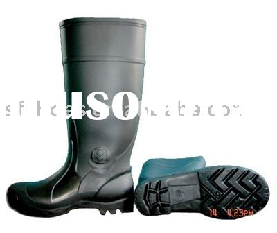 pvc/ nirtrile rubber boots for men and women