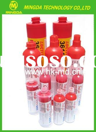 salable SMT BGA seal red glue/polystyrene glue adhesive