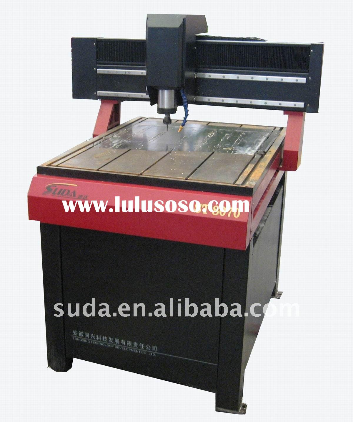 selll SUDA 3d cnc machine with 3kw air cooling spindle motor