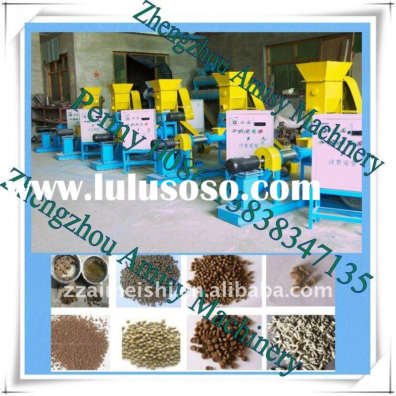 small fish farm used fish feed pellet machine/fish feed pellet mill(0086-13838347135)