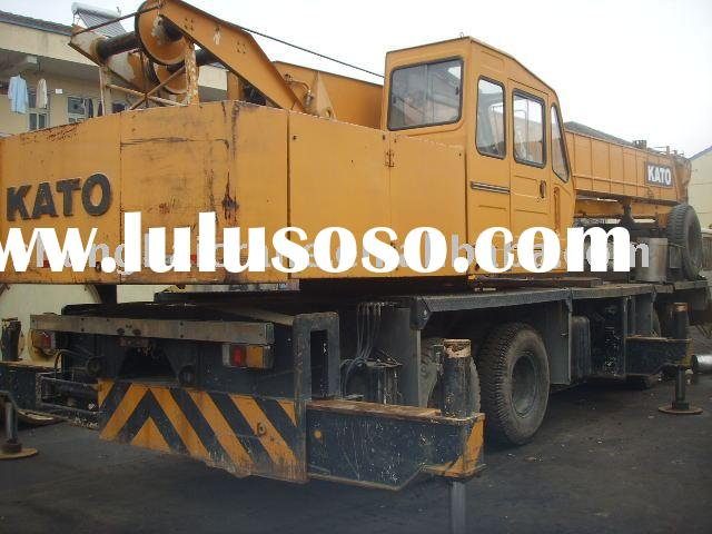 used crane for sale KATO NK 400-E 40t in good working condition ( used kata crane, used Mobile crane