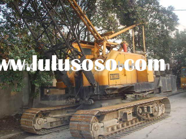 used crawler crane kobelco P H 45 ton in excellent working condition