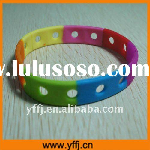 WHOLESALE CUSTOM RUBBER BRACELETS-BUY CUSTOM RUBBER BRACELETS LOTS