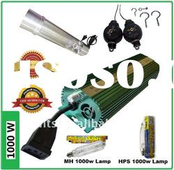 1000w digital ballast cool tube kits