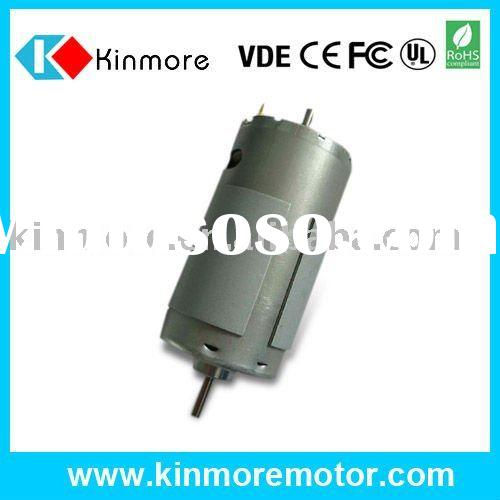 12V DC Motor for sewing machine,air purifier and bath fan(RS-590SH-31102R)