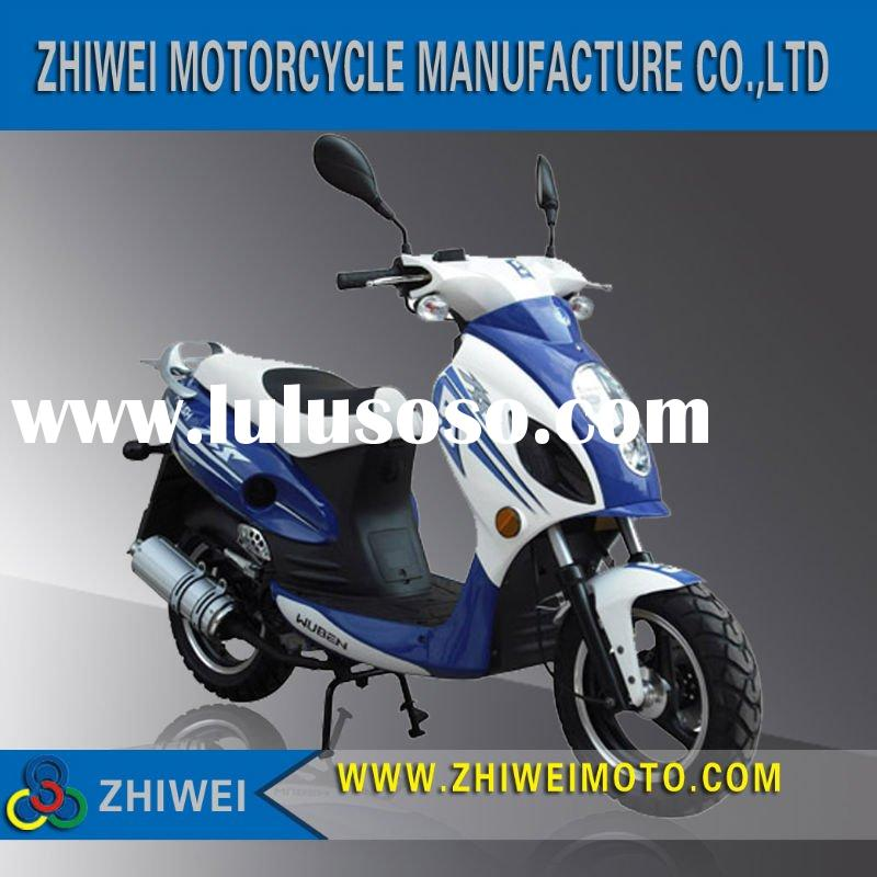 150cc gas scooters / mini scooters/ gas motor scooter (ZW150T-6A)