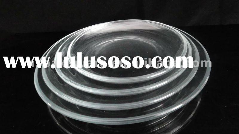 1L round Pyrex Glass Baking Dish/Plate/Tray