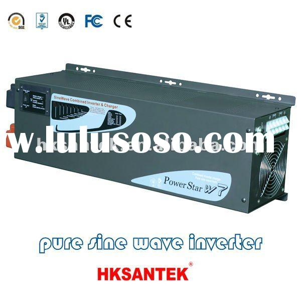 1~6KW Pure Sine Wave power Inverter with charger
