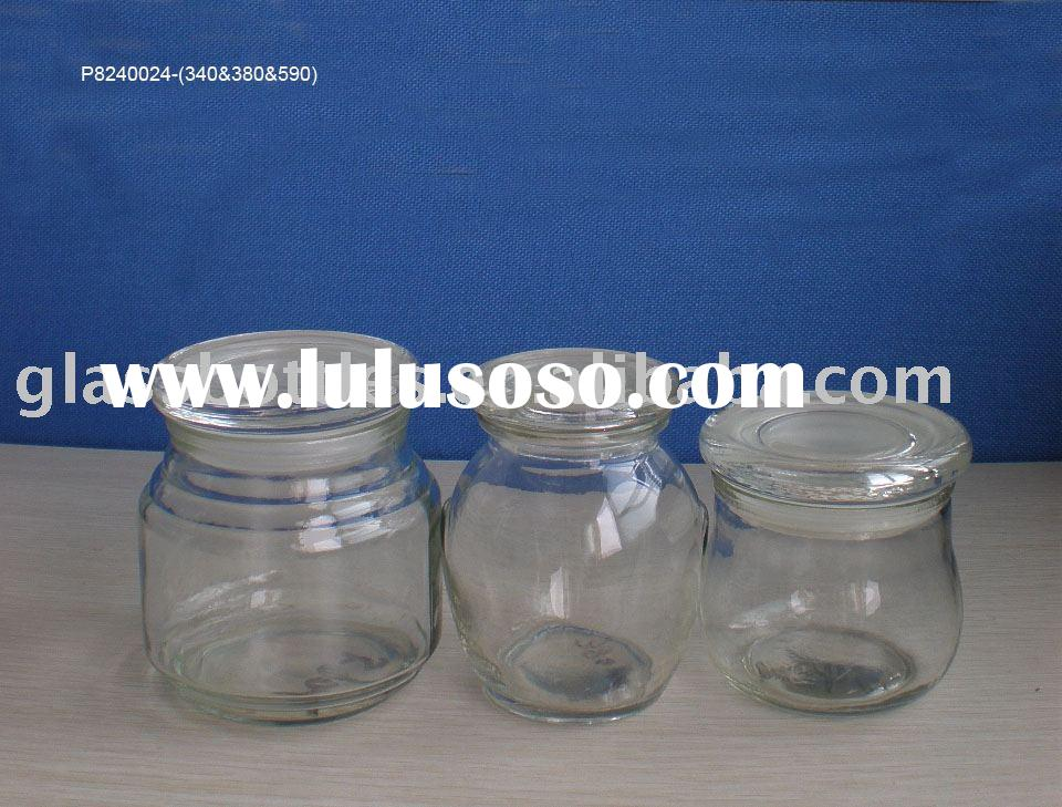 200-500ml Storage Glass Jars For Food