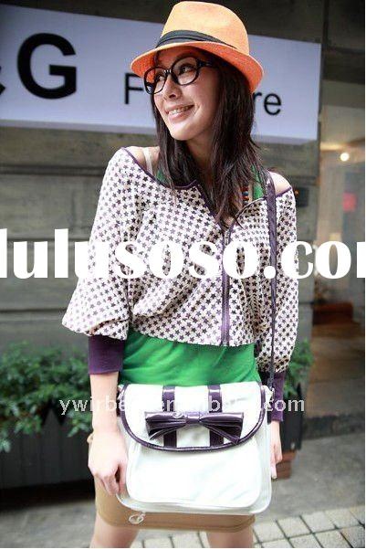 2011 Best seller fashion style womens handbags and accessories (WB119)