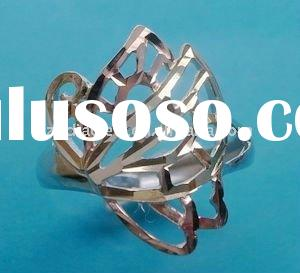 2011 JUN NEW silver patterns jewelry wax patterns for jewelry ring by diamond cut