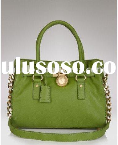 2011 fashion handbag 2011 ladies leather handbag