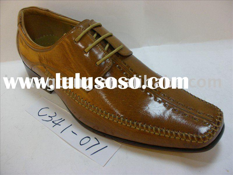 2011 new style leather fashion dress shoes man
