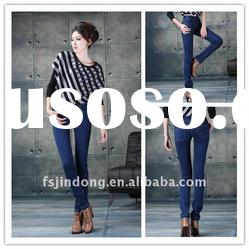 2012 Good Quality Fashion women jeans /Plus size jeans /Maternity jeans =JD-LJP057
