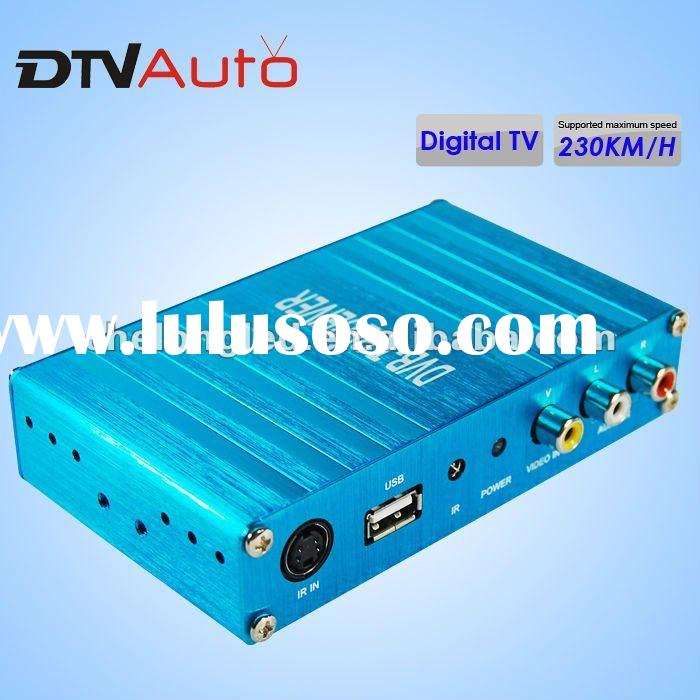 2012 MPEG2-4 H.264 Car dvb-t hd car tuner