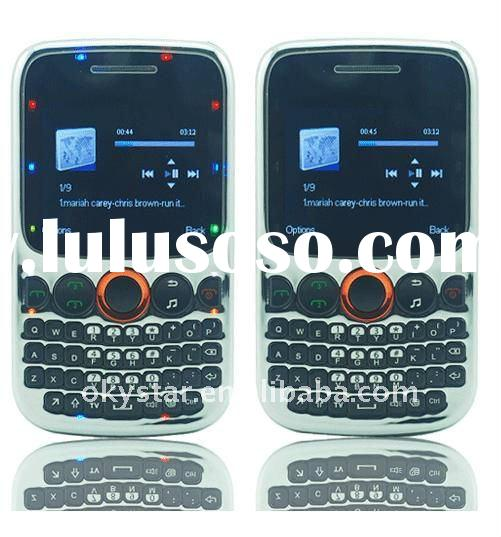 2012 New Unlocked 3 sim card mobile phones Q38 with led light