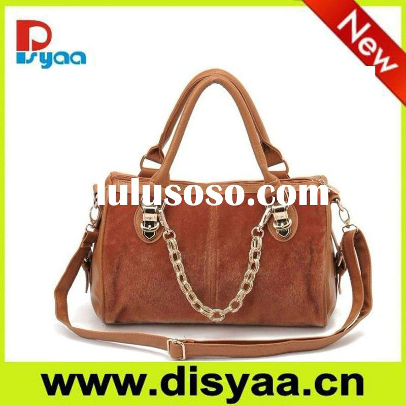 2012 Newest!Lady fashion designer handbag for goods quality