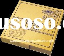 2012 products iso certified companies pizza box printing kraft foods pizza boxes for sale