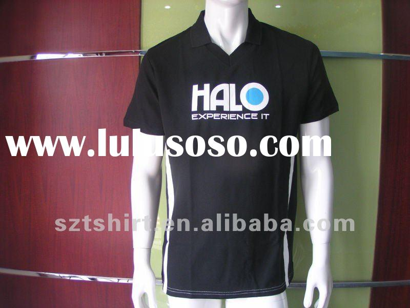 2012 spring fashion 50% cotton 50% polyester t-shirts