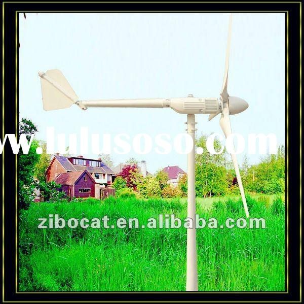 2KW Wind Generator,Windmill Generator for Home Use, IEC 61400-2 Compliant Small Wind Turbine