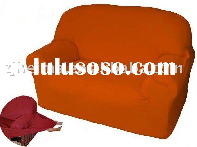 2 seat+3 seat sofa cover with stretch