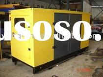 300KW 375 KVA silent cummins diesel engine power electric generator set
