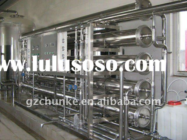 30T/H RO Industrial ro system water treatment equipment for industrial water