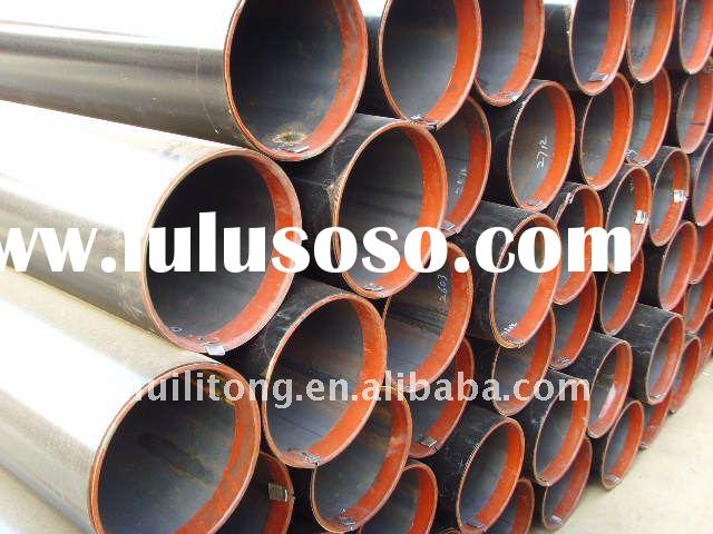"3""-24"" schedule 40 carbon erw steel pipe"