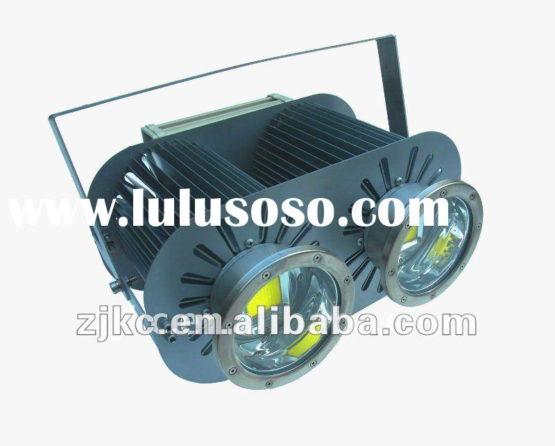 400W led flood light outdoor flood light covers replace 1,000W MH / HPS used for theme park lighting