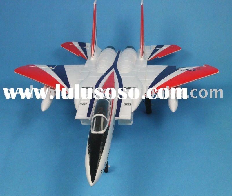 4ch RC airplane electric F-15 Eagle jet Fighter rtf