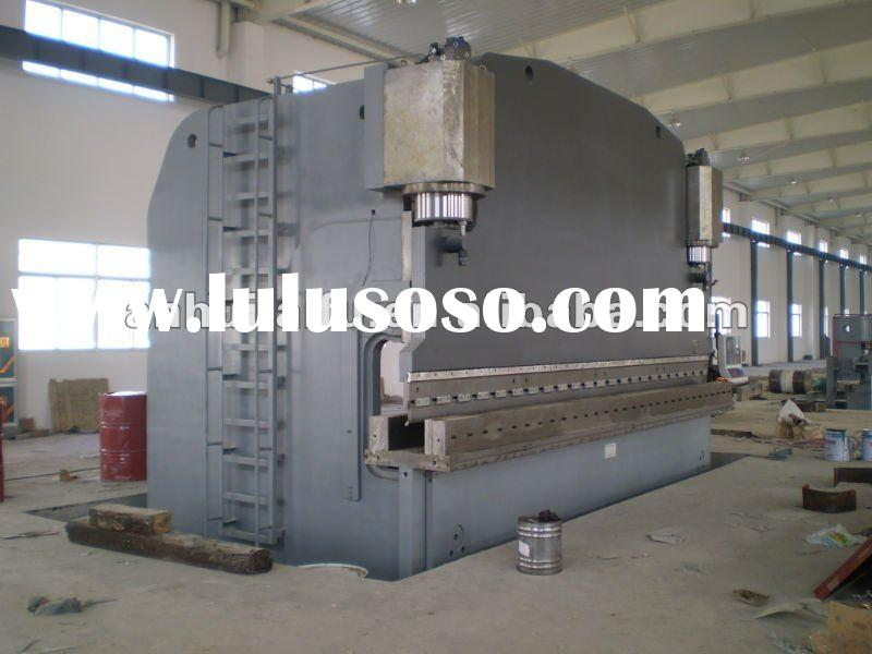 600 Tons Plate Bending Machine/CNC Hydraulic Press Brake WC67K-600T/6500