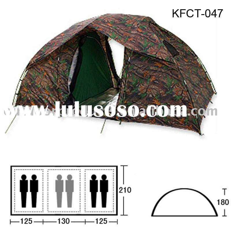 6 person Team Camouflage Tent