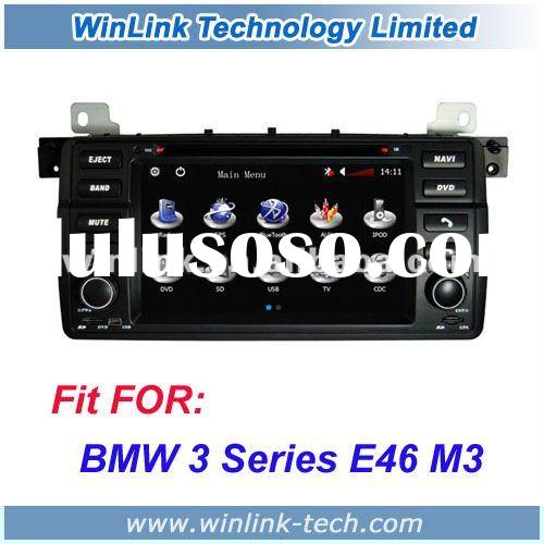 "7"" 2 din car radio dvd cd gps For BMW M3 E46 With DVBT MPEG4 Opt.(PayPal accepted)"