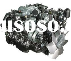 88-155KW water cooled 6 cylinder diesel marine engine