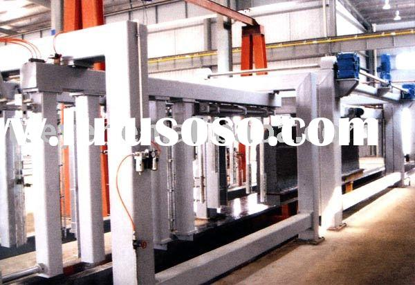AAC plant(block machine)-automatic block making machine-automatic brick making machine-block&bri