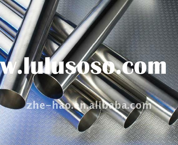 ASME/ASTM A554 304 welded stainless steel pipe(corrosion resistance)