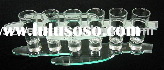 Acrylic Cup Holder,Perspex Bottle Display,Plexiglass Beverage Stand