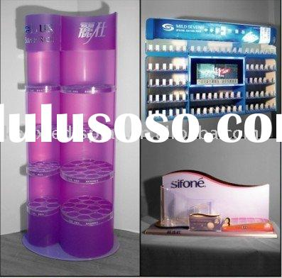 Acrylic Jewelry showcase;.Acrylic display stand;shelf;watch revolving display cabinet