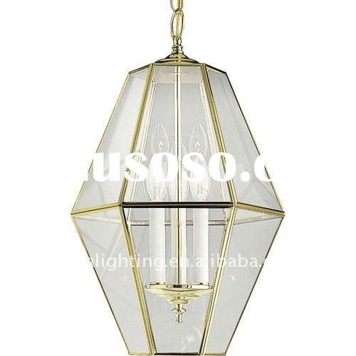 Antique art copper pendant lighting , best-selling brass hanging lamp