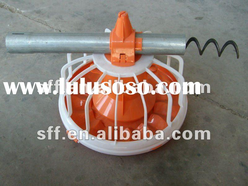 Auger Poultry feed pipe Automatic poultry equipment for broilers and chickens broiler feeder nipple