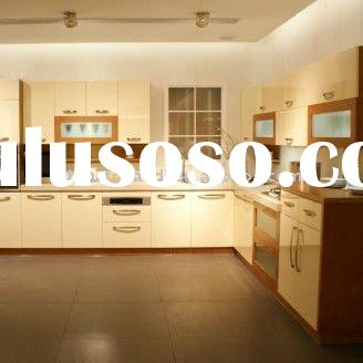 Beautiful and high quality kitchen cabinet wooden kitchen cabinet mdf kitchen cabinet