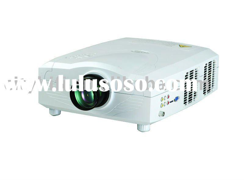 Best seller lower cost Portable HDMI LCD projector with TV, VGA for home theater