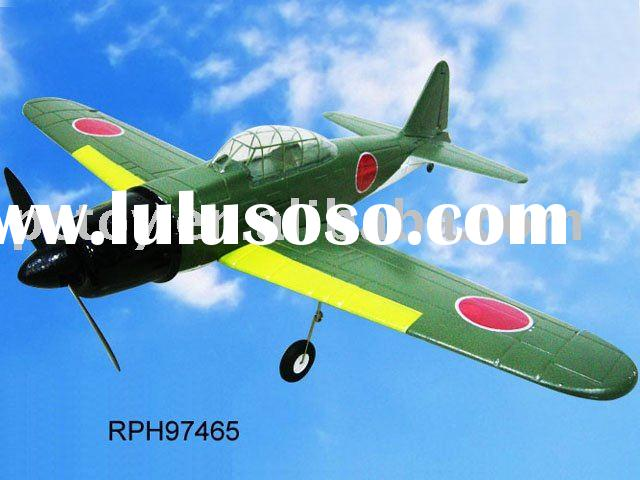 Brushless rc jet plane electric model aircraft
