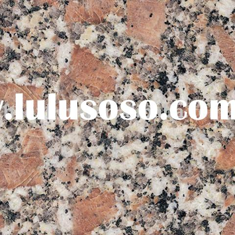 Cheap red granite tile/slab