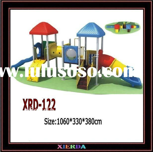Children's Amusement Playground & Outdoor Play Gym XRD-122